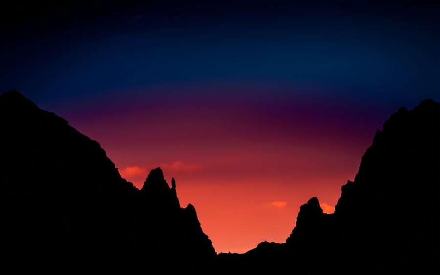 Nature Silhouettes - Image Collection
