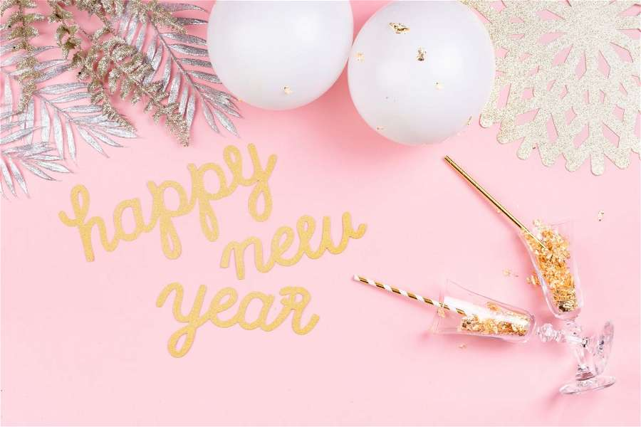 Happy New Year - Image Collection