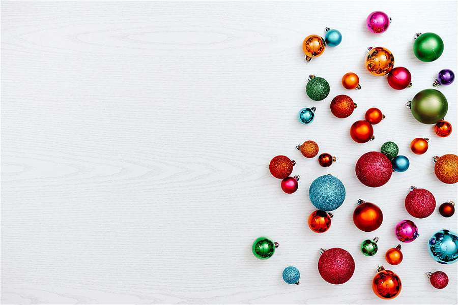Christmas Backgrounds - Image Collection